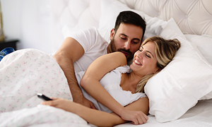 woman-and-man-happy-in-bed-matrix