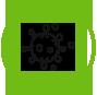 Germs-GreenCircleTransparentBG_03